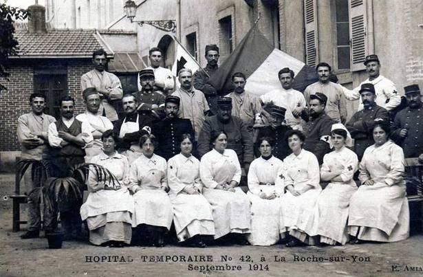 hôpital fontenay le comté